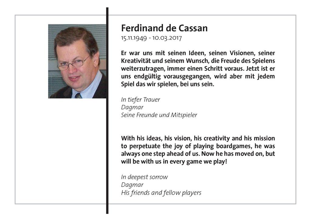 Ferdinand de Cassan